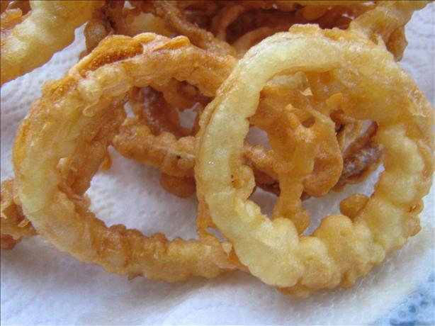 Crispy  Frying  Batter. Photo by ~Leslie~