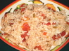 Rice and Tomatoes With Cumin