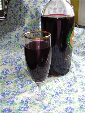 Blackberry Liqueur. Photo by NoraMarie