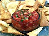 Joanne's Spicy Shrimp Salsa