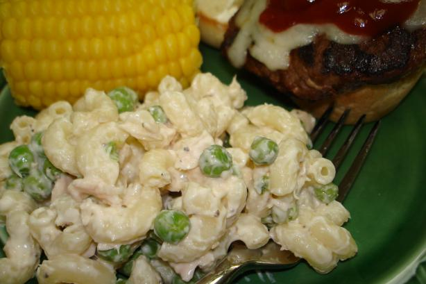 Best Macaroni Salad. Photo by Pinot Grigio
