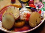 Haddock With Fresh Summer Vegetables