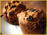 Butternut Squash Muffins With Cranberries