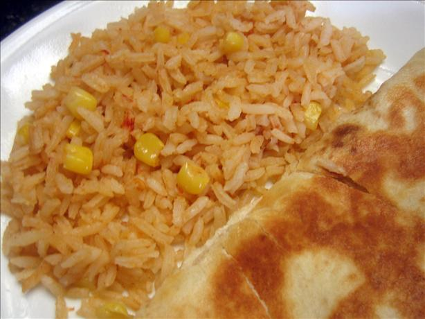 Tex-mex Rice. Photo by Junebug