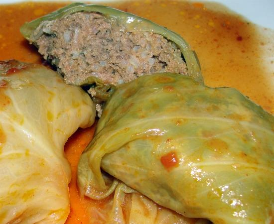 Crock Pot Swedish Cabbage Rolls (The Best!!!!!!). Photo by diner524