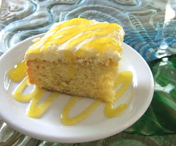 Hawaiian Pineapple Poke Cake. Photo by Kathy228