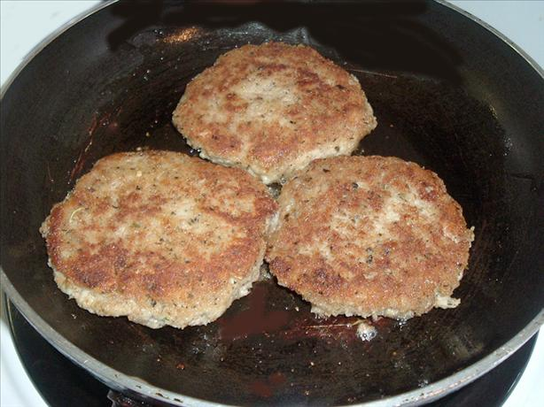Chicken and Rice Rissoles. Photo by Bergy