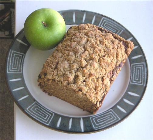 Dutch Apple Bread. Photo by beckas