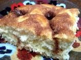 Bread Machine Easy Apple Coffee Cake Recipe - Tablespoon