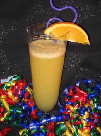 Banana Party Punch. Photo by Redneck Epicurean