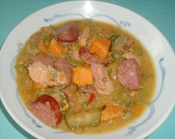 Crock Pot Mungo Gumbo. Photo by Bergy