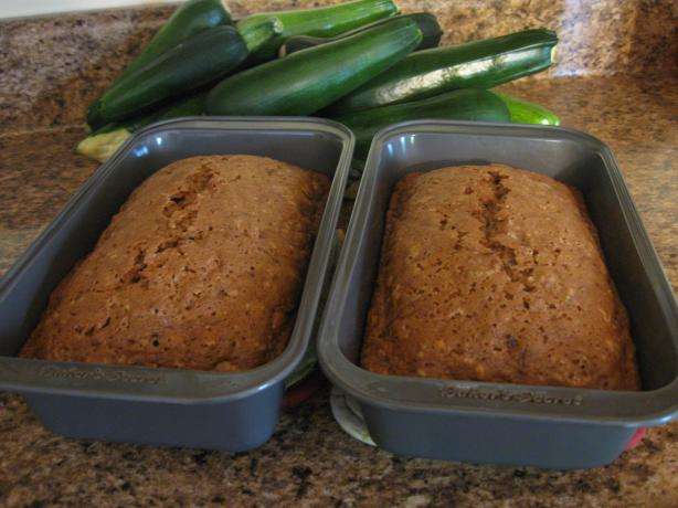 Pineapple Zucchini Bread. Photo by Mrs. Hughes