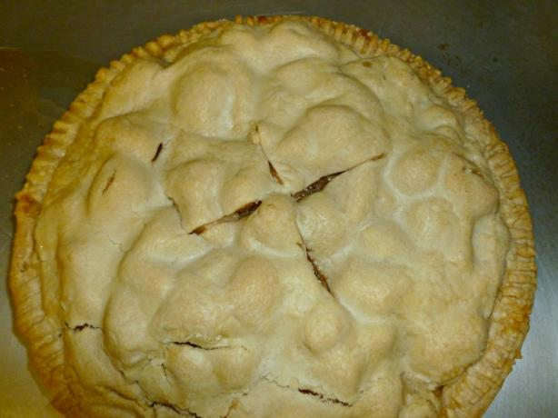 Green Apple Pie. Photo by librarygeek32