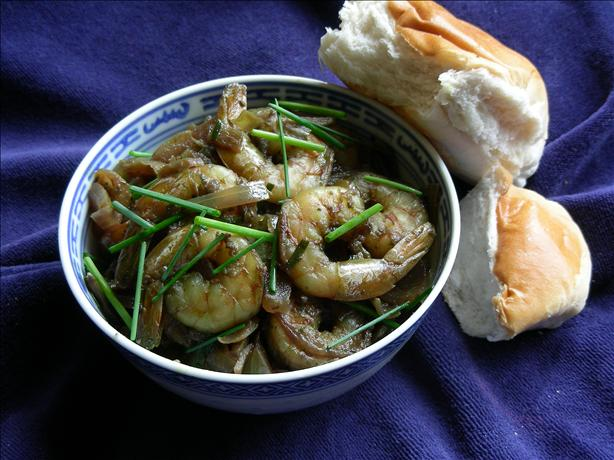 Camarao Mozambique (portuguese-style Shrimp). Photo by kiwidutch