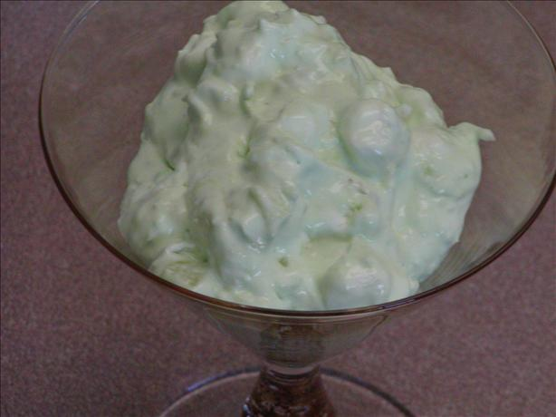 Pistachio Pudding Salad. Photo by Rita~