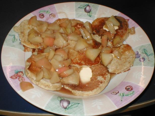 Apple Topping for Pancakes, Waffles & Such. Photo by Silke #2