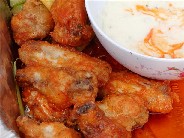 Cajun Buffalo Wings. Photo by Rita~