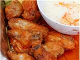Cajun Buffalo Wings