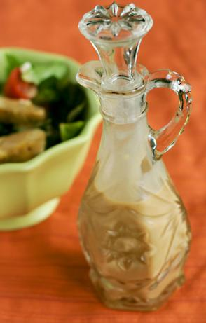 Honey Mustard Vinaigrette. Photo by Dine & Dish