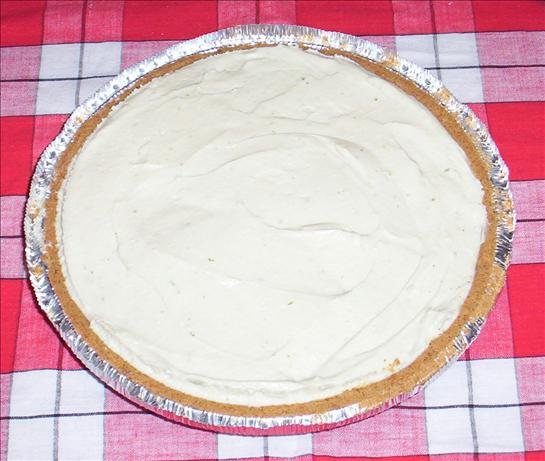 Great Key Lime Pie (Vegan, but You'd Never Guess It!). Photo by Kree