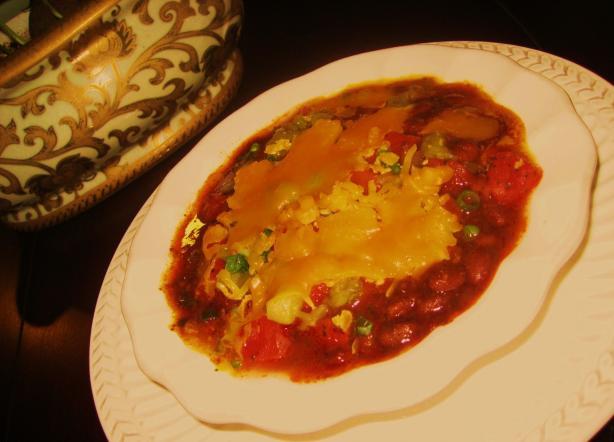 janets chili dip