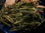 Q&#39;s  Spicy Green Beans