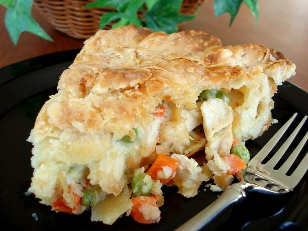 Chicken Dinner Pot Pie. Photo by Marg (CaymanDesigns)