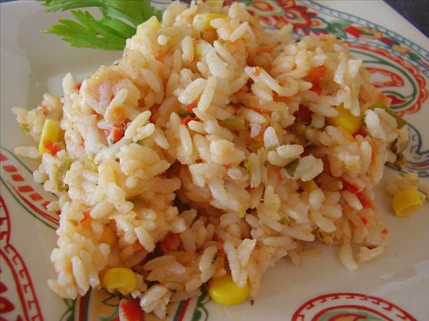 Salsa Rice. Photo by Sierra Silver