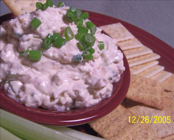 Zesty Dijon Shrimp Dip. Photo by *Parsley*