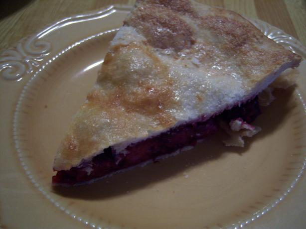 Fresh Blackberry Pie. Photo by NELady