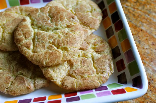 Soft Snickerdoodle Cookies. Photo by Juju Bee