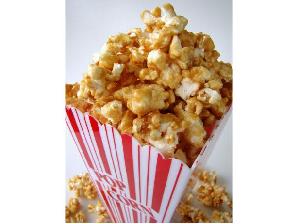 Caramel Corn. Photo by Marg (CaymanDesigns)