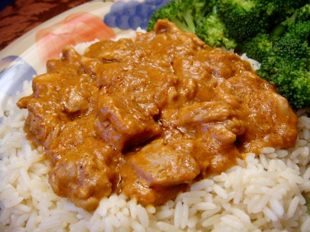 Chicken Makhani (Indian Butter Chicken). Photo by Lori Mama