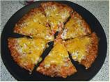 Improved Frozen Cheese Pizza