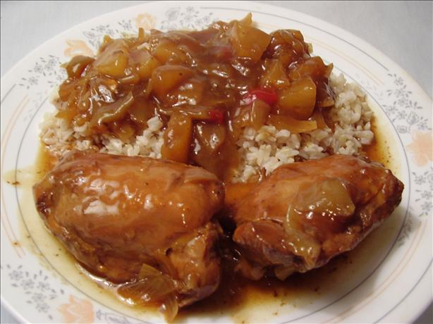 Crock Pot Chinese Chicken With Pineapple. Photo by NoraMarie