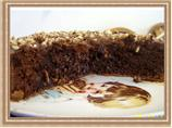 Dark Chocolate Pecan Torte