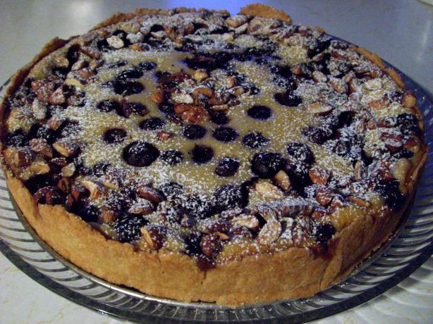 Julia Child's Baked Yogurt Tart. Photo by woodland hues