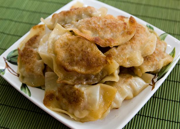 Pot Stickers (Chinese Dumplings). Photo by BluefrogJ