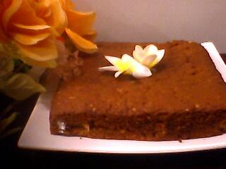 Banana Cake. Photo by Chef #1530783