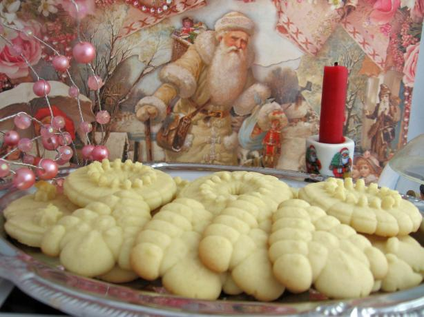 Wilton Butter Press Cookies. Photo by Dreamer in Ontario