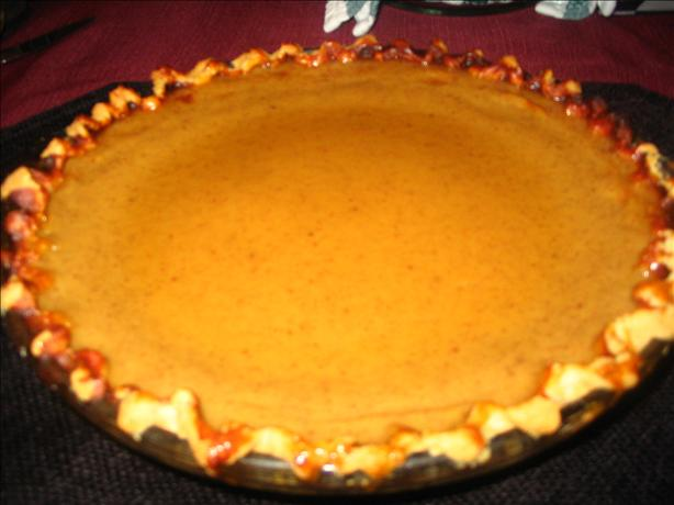 Pumpkin (Or Squash!) Pie. Photo by spatchcock