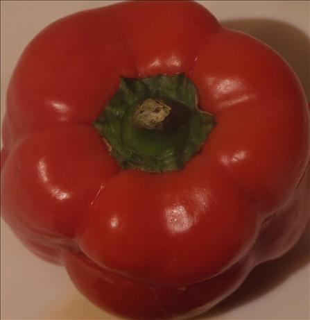 Amazing Stuffed Capsicum. Photo by Peter J