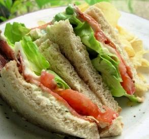 Avocado & Cheese BLT