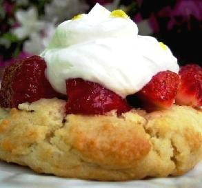Easy Shortcake