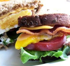 Egg & Cheese BLT