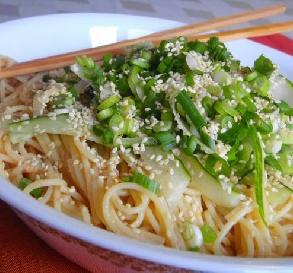 July 29: Sesame Noodles