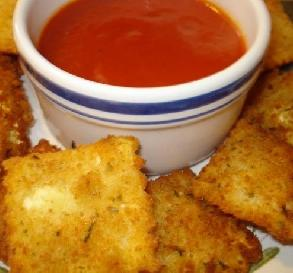 The Best Fried Ravioli