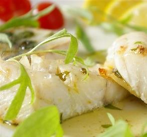 Herb Butter Halibut