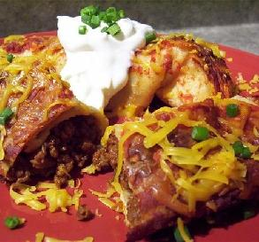 Easiest Enchiladas Ever