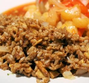 Quick Chinese Fried Rice
